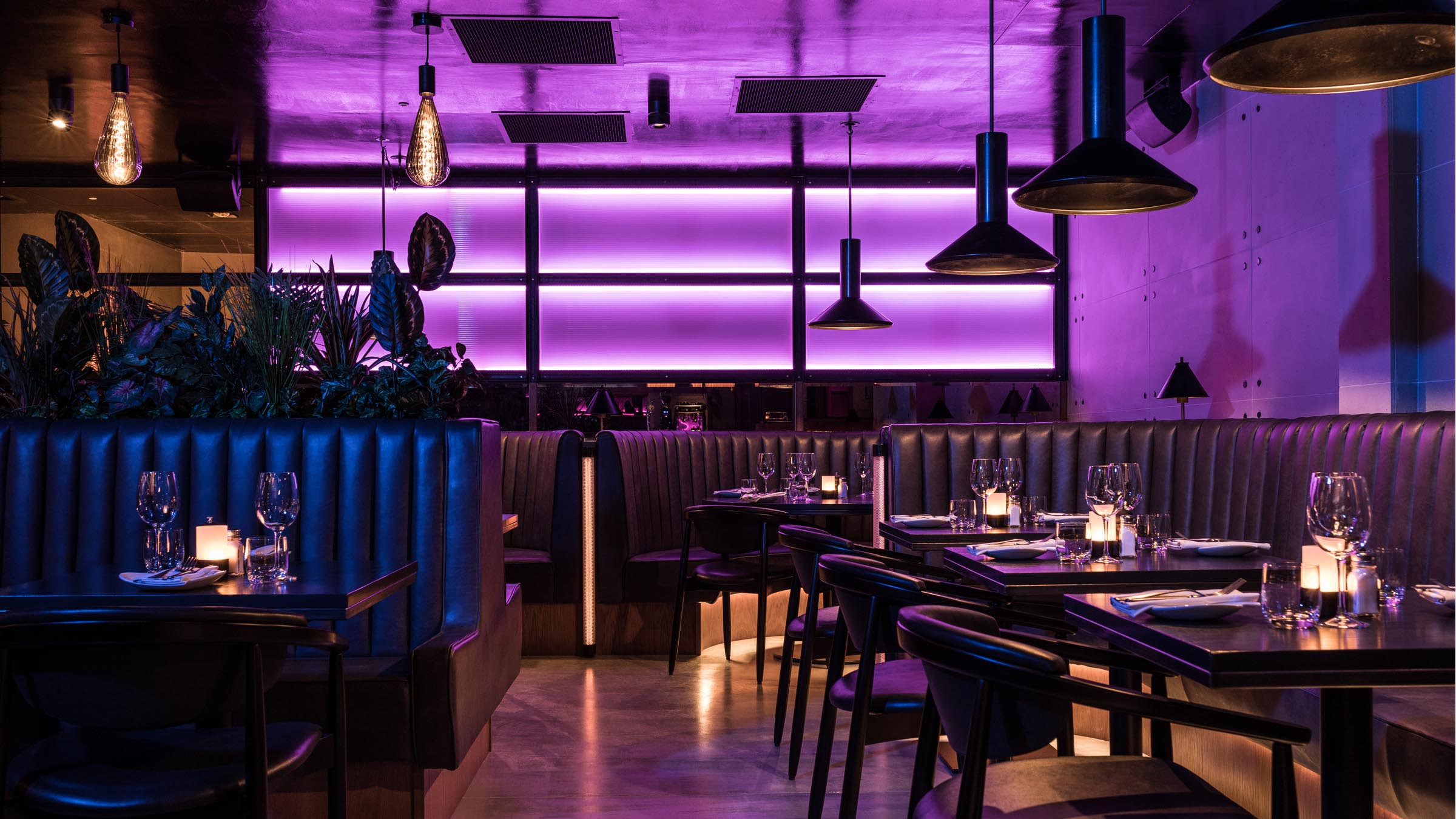 Mosaic's design for Glasgow restaurant is 'so L.A.