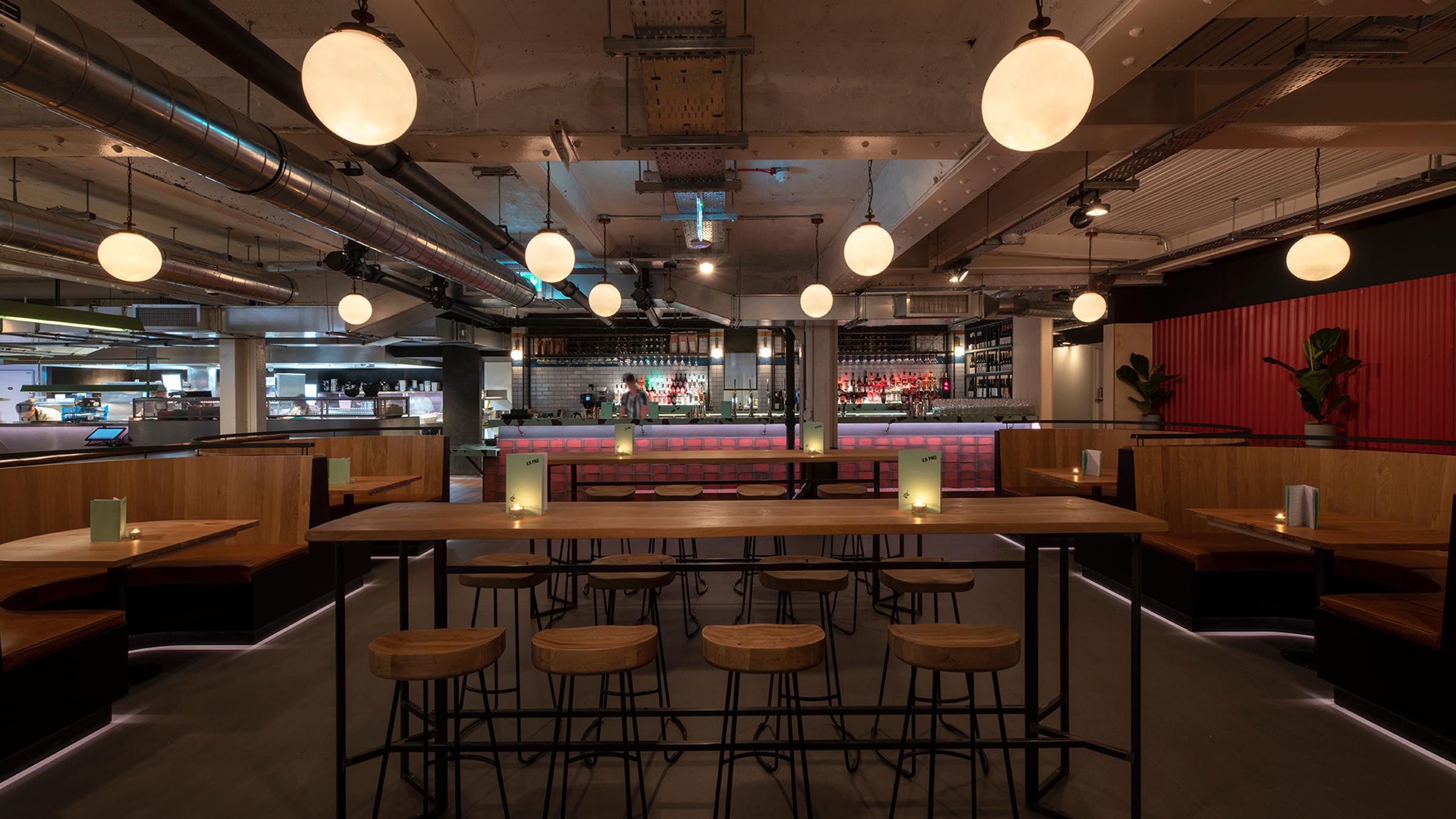 Mosaic gives Glasgow South East Asian restaurant a whole new look